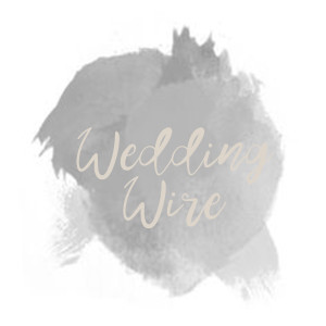 weddingwire watercolor drop